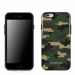 Protector Cover Slim Shell Motif Para Iphone 6 Plus/6s Plus