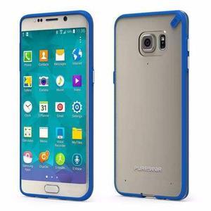Protector Cover Slim Shell Para Samsung S6 Edge Plus