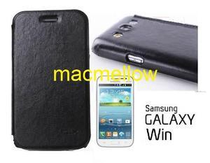 Samsung Galaxy Win I8552 Funda Klx Flip Cover Con Tarjetero