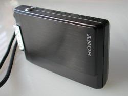 Sony Cyber-shot Dsc-t100 (black) - Usado En Buen Estado