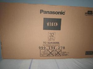 Televisor Panasonic 32 Led Smart Hd Tc32as600l