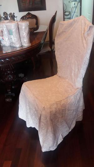 6 Funda de silla elegante coberturas