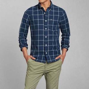 Camisa Abercrombie & Fitch Algodon Importado De Eeuu M L