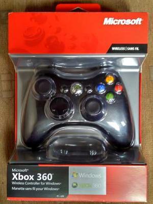 Mando Inalambrico Para Xbox 360
