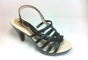 Sandalia De Cuero, Zapato De Mujer, Sandalia De Mujer