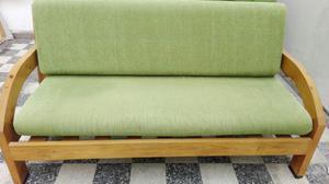 Saco de tela sobretodo tela suave y brillosa posot class for Sillon terraza madera