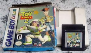 Toy Story 2 - Gameboy [con Caja]