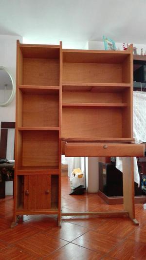Librero Y Mueble Para Computadora Posot Class