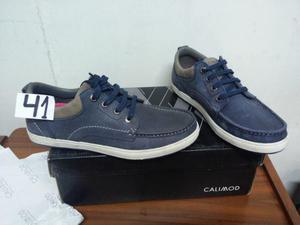 Vendo Zapato Casual Calimod Nuevo T41 Azula Original En Caja
