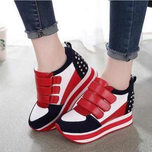 Zapatillas Deportivas Para Mujer Última Moda Coreana