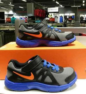 Zapatillas Nike De Niños Modelo Nike Revolution 2