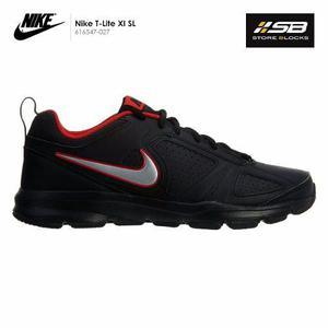 Zapatillas Nike T-lite Xi Sl Hombre - Negro Correr Entrenar