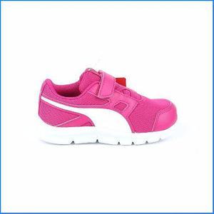 26612f08800 Zapatillas puma flex racer para niños tallas 22 al 27 ndpm