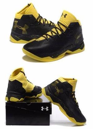 Zapatillas Under Armour Curry 2 Y 2.5 Basquet Nuevas Nike