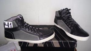 Zapato Casual Calimod T41 Peru Color Grisne Nuevo En Caja