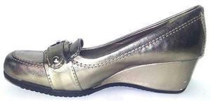 Zapato Mocasin Mujer Unisa 36 Original Vestir Regalo Navidad