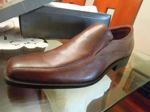 Zapatos Cacharel Elegantes De Cuero Fino - Talla 41