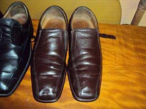 Zapatos Calimod Original-t 42..originales..cuero Talla 42 Ok