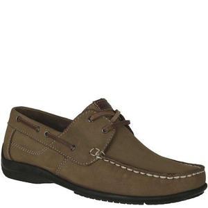 Zapatos Casual Dauss Hombre 3612 Marron Claro Original Caja