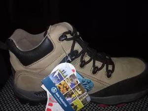 Zapatos De Seguridad Dieléctricas Cuero Bata Modelo Dart