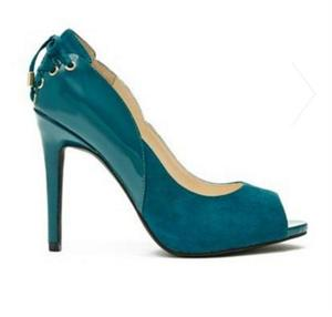 Zapatos Guess Originales. Leya Lace-up Heels. Talla 7