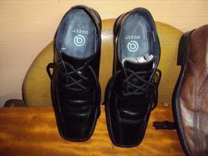 Zapatos Quest Usados Talla 41.5 Estado Aceptables De Vestir