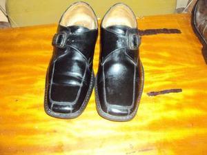Zapatos Seaport De Puro Cuero Usados Talla 39 Buen Estado