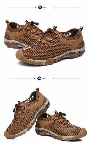 Zapatos Sport Real Elastic Transpirable Verano Nuevo