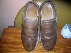 Zapatos Urban Creeds Originales Cuero Usados Talla 42 Varon