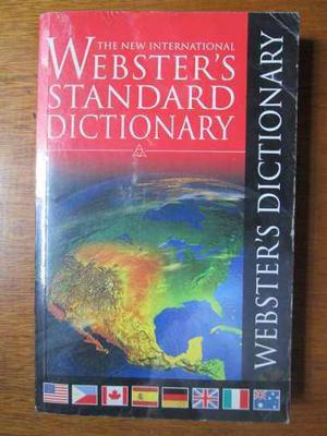 Diccionario Ingles-ingles 2006 Webster's Standard Dictionary