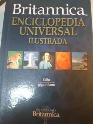 Enciclopedia Universal Británica - 20 Textos Ilustrados