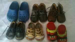 Lote De 6 Pares De Zapatos A Solo 35