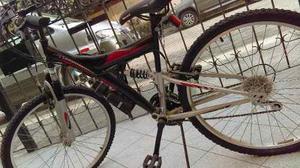 Bicicleta Monark Dakota Jumbo Aro 26¿ Negro Y Rojo