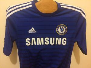 Camiseta Adidas Fútbol Chelsea 2014 15 Talla M Nike Puma