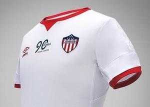 Camiseta Alterna Umbro Junior De Barranquilla -talla S,m Y L