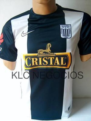 Camiseta De Alianza Lima 2016 Original Remato A 130 Soles