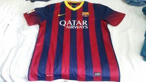 Camiseta De Barcelona Nueva Original Nike Dri Fit - Oferta