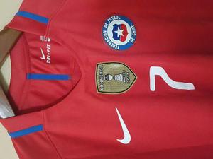 Camiseta De Coleccion Chile Centenario Copa America 2014