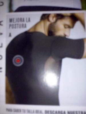 Camiseta De Control Fuerte Para Hombre De Leonisa En Oferta