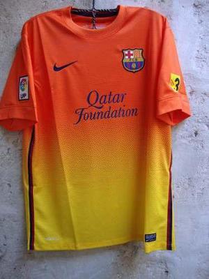 Camiseta Del Barcelona Fc Original Con Etiquetas Talla L New