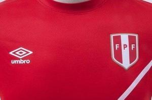 Camiseta Selección Peruana De Futbol Umbro Original