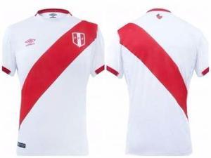 Camiseta Selección Peruana Home Elite Version Player