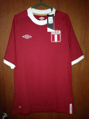 Camiseta Selección Peruana Modelos 2011 Talla M-l-xl Umbro