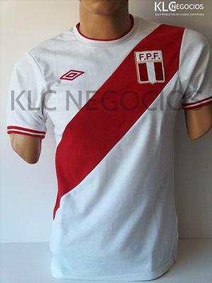 Camiseta Seleccion Perú Copa America 2011 Umbro - No 2016