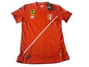 Camiseta Seleccion Peruana Home Elite Version Player Umbro