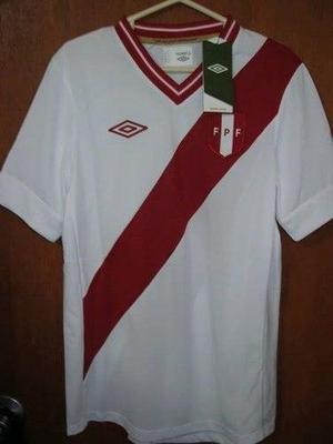 Camiseta Seleccion Peruana Umbro Original Talla L