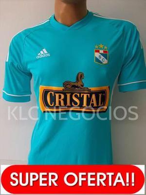 Camiseta Sporting Cristal 2013 Adidas Original New - No 2016