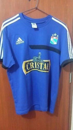 Camiseta Sporting Cristal 2013 Adidas - Talla M - No 2016