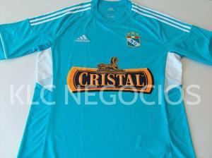 Camiseta Sporting Cristal 2013 Adidas Tallas M L - No 2016