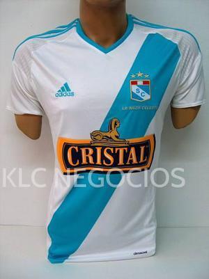 Camiseta Sporting Cristal 2016 - Adidas Original Talla L New
